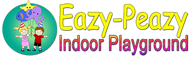 Eazy-Peazy Indoor Playground Logo